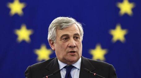 Antonio Tajani (Afp)