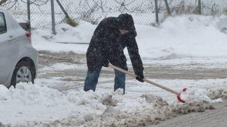 La neve ha colpito Casentino e Valtiberina