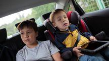In viaggio con i bambini, alcuni consigli - foto Danil Roudenko / Alamy