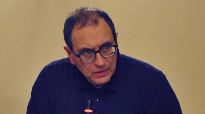 Il sindaco di Civitanova Tommaso Claudio Corvatta