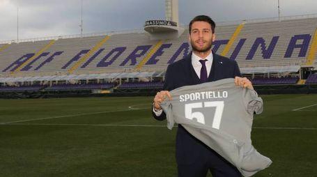 Sportiello alla Fiorentina (Foto Germogli)