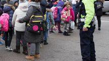 Paura al Carducci per il terremoto: gli alunni escono dalle aule