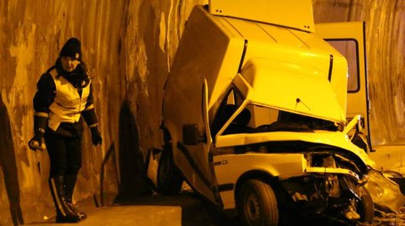 Incidente mortale nella galleria del Foro tra San Giuliano e Lucca (Valtriani)
