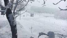 La situazione neve
