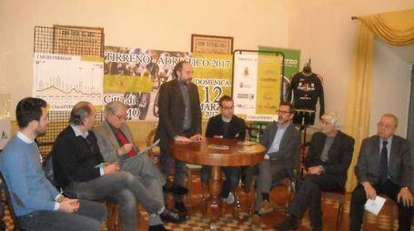 Fermo, la presentazione della tappa della Tirreno Adriatico