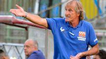 L'allenatore Remondina