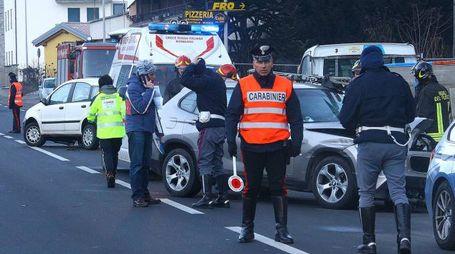L'incidente ad Ardenno (N.P.)