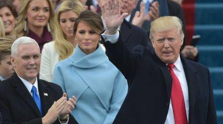 Trump ha giurato: è il nuovo presidente Usa (Afp)