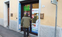 Il money center della rapina