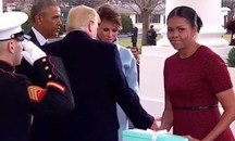 "Michelle Obama e il regalo di Melania: ""Dove lo metto?"" (Video Abc)"