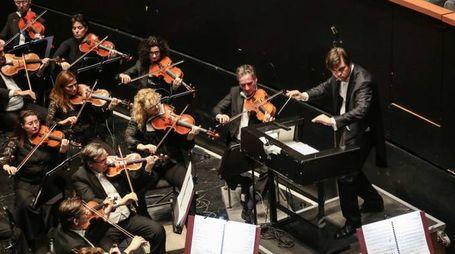 Juri Valcuha dirige il Faust (Giuseppe Cabras- New Pressphoto)