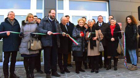 Inaugurato il nuovo Alberghiero a Bergamo