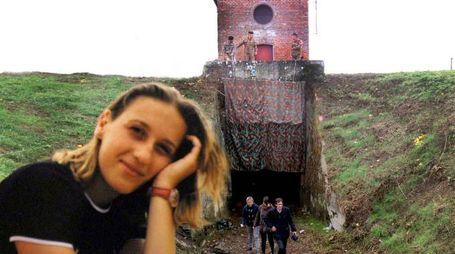 Arianna Zardi e il luogo dell'omicidio