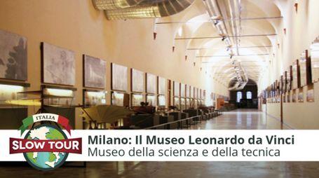 Milano: Il Museo della Scienza e della Tecnica