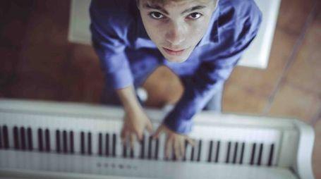 Emanuele Fasano, 22 anni, il pianista della Centrale