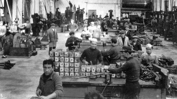 La fabbrica Cecchetti