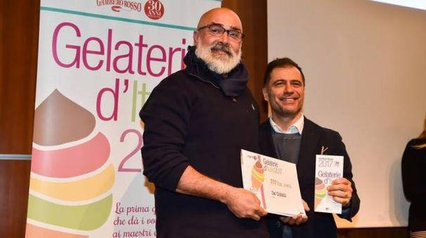 La premiazione di De' Coltelli