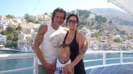 Alessandro Favilla con i genitori