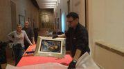 L'allestimento della mostra sull'Art Decò ai musei di San Domenico a Forlì (Foto Frasca/Fantini)