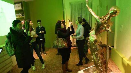 La mostra 'Dalì experience' a Palazzo Belloni