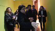 Patrizio Ansaloni, direttore artistico della mostra Dalì Experience (Foto Schicchi)
