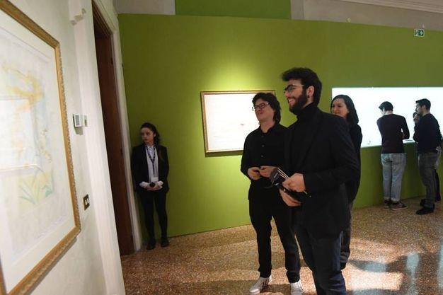 La mostra resterà aperta fino al 7 maggio 2017 (Foto Schicchi)