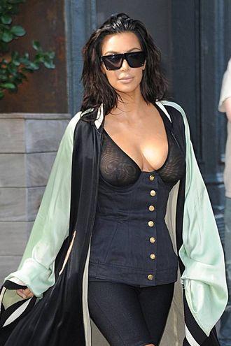 Kim Kardashian (Olycom)