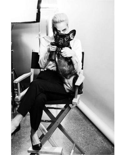Lady Gaga nella nuova campagna per Tiffany