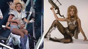 Lady Gaga e Jane Fonda in Barbarella