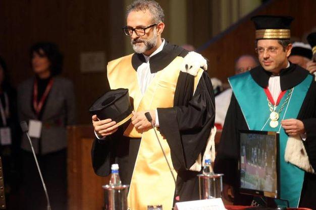 Massimo Bottura in Santa Lucia (Schicchi)