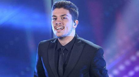 Lele, il vincitore di Sanremo giovani (Olycom)