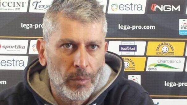 Mister Scazzola ha presentato il derby con il Prato