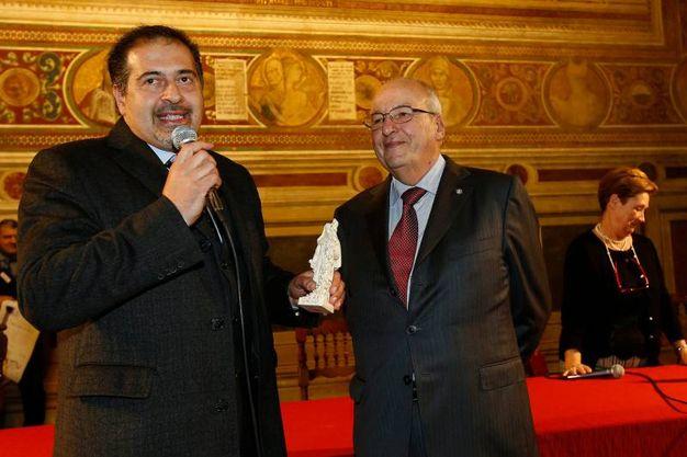 """Cuochi per Cascia"": premiazione in Comune (Foto Di Pietro)"