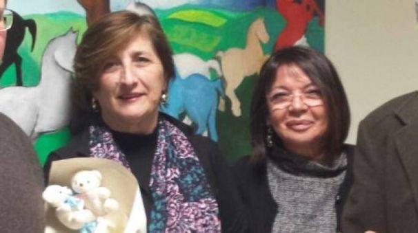 Anna Durio consegna i fondi alla Onlus Danilo Nannini