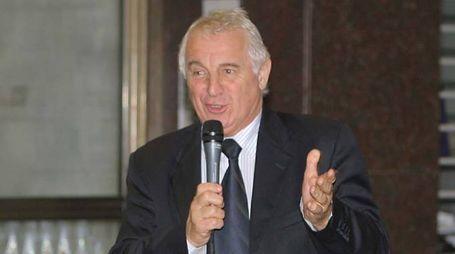 Alberto Mambelli, esponente di spicco del calcio dilettantistico