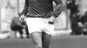 Esordisce in A con la maglia della Fiorentina il 21 settembre 1986: in viola resterà fino al 1990 per poi passare alla Juventus (Pressphoto)