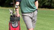 Il golf, una delle sue passioni (Ansa)