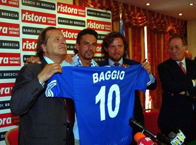 Il 14 settembre 2000 passa al Brescia di Gino Corioni con l'obiettivo dichiarato di voler ottenere la convocazione ai Mondiali 2002 (Alive)