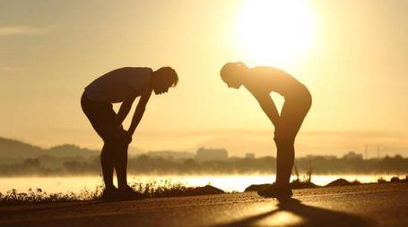 Dopo lo sport servirebbero 48 ore di riposo - foto Antonio Guillem Fernández / Alamy