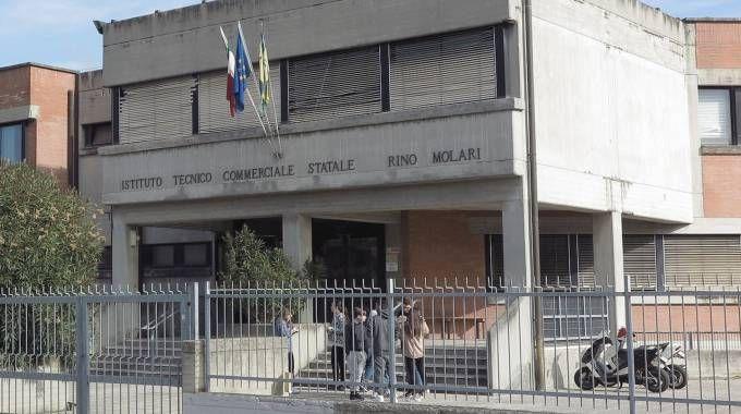 L'istituto 'Molari' di Santarcangelo (Foto Petrangeli)