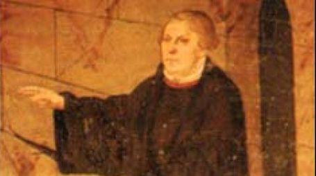 Martin Lutero: dipinto di Lucas Cranach il Vecchio