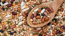 I legumi sono una fonte immensa di calcio e vitamina D