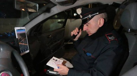 Dopo la denuncia i carabinieri sono arrivati al 27enne autore dell'estorsione