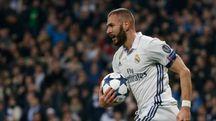 Milan, voci di un interesse per Karim Benzema (Lapresse)