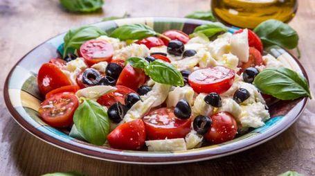 La dieta mediterranea è la migliore contro la depressione - foto Weyo / Alamy