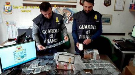 Operazione della Finanza a Varese