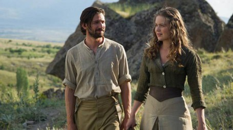 Hera Hilmar e Michiel Huisman in 'The Ottoman Lieutenant' – Foto: Eastern Sunrise Films