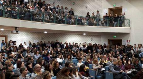 Asemblea per il nuovo liceo