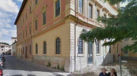 La sede della Chelliana