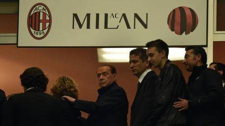 Silvio Berlusconi verso la cessione del Milan: futuro presidente onorario?